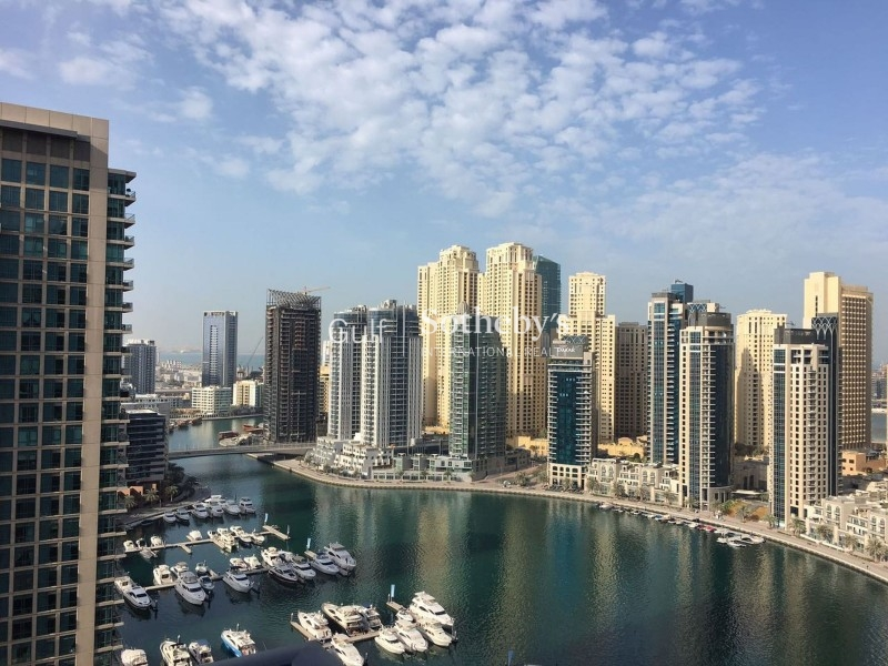 Picturesque Full Marina View Al Majara 1