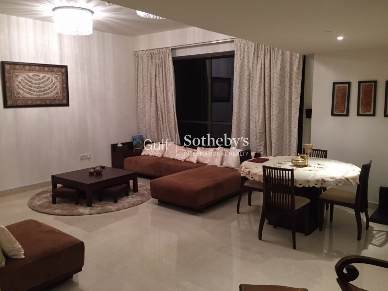2br Upgraded Flooring Partially Furnished