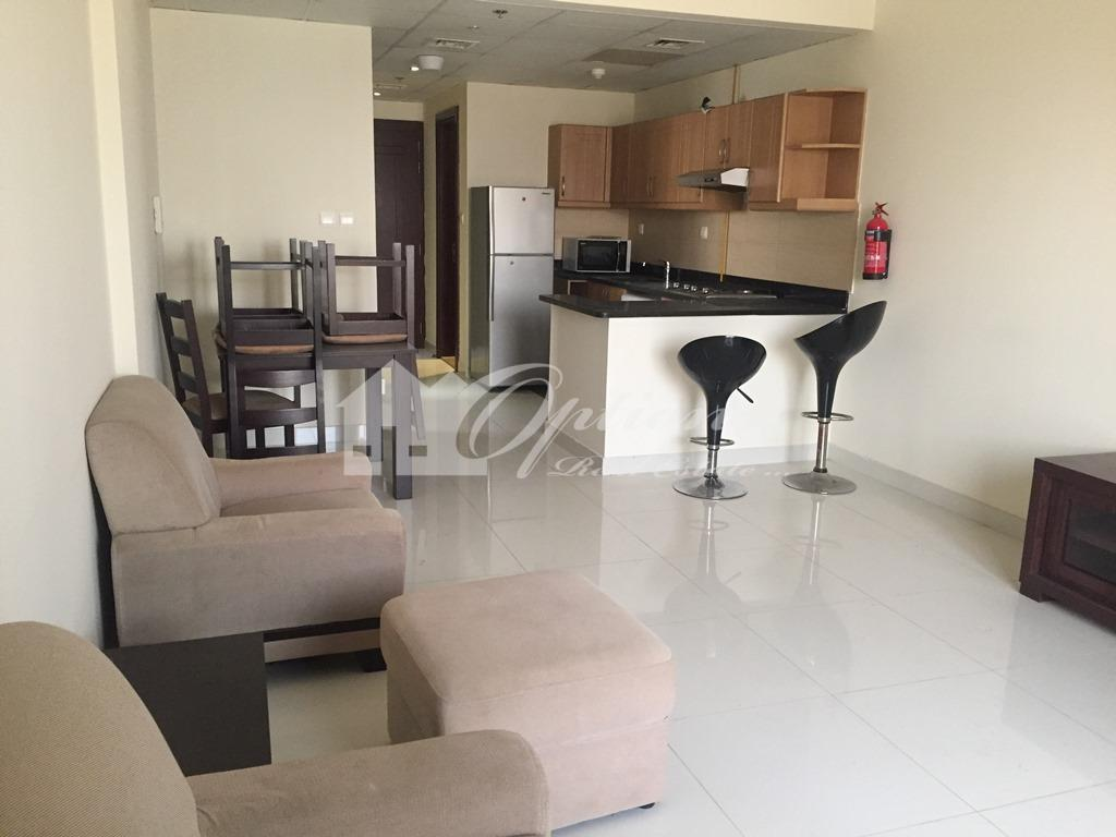 Furnished One Br Apartment In Elite Residence