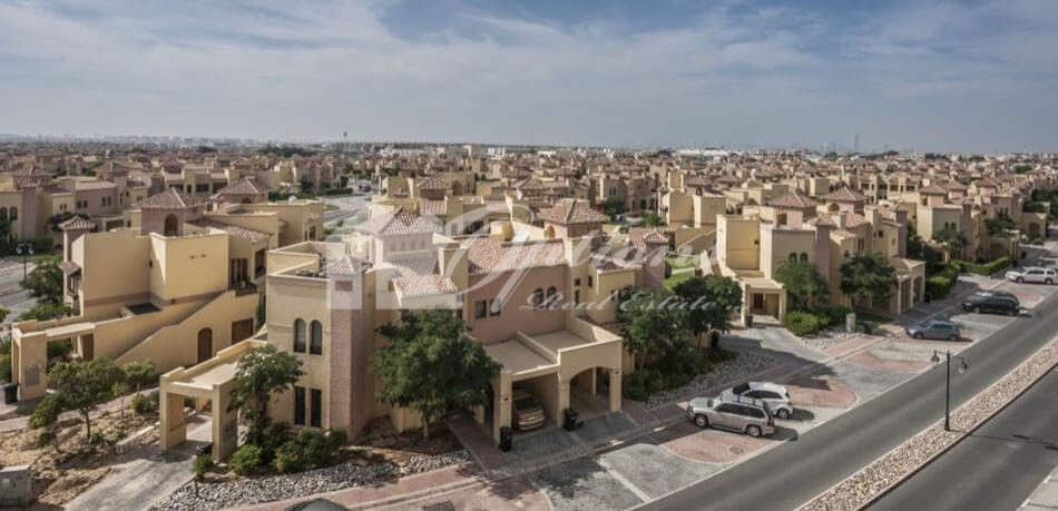 Two Bedroom Villa In Shorooq Mirdif