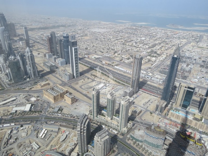 Fully Fitted Office Space for Sale in Burj Khalifa