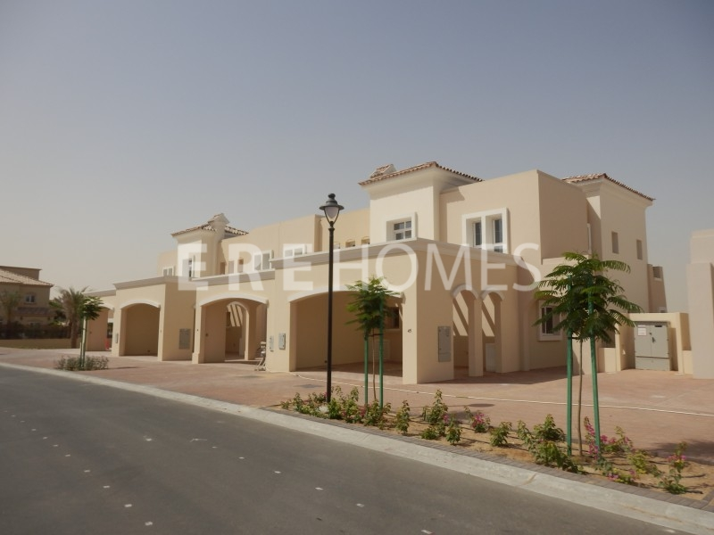 High Quality 3 Bed Study Alma 2 The Newest Addition To The Arabian Ranches Community Er R 8790