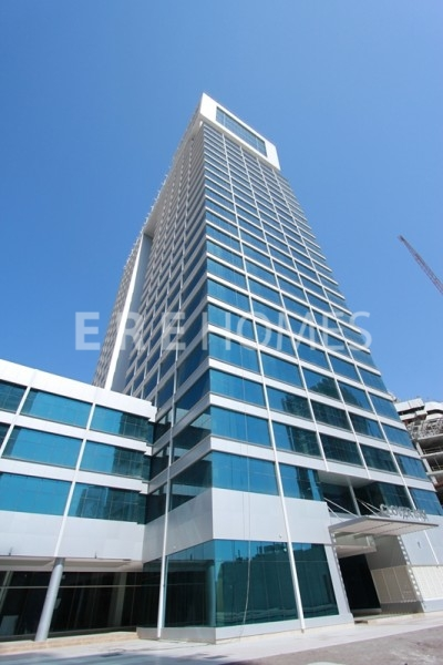 Shell And Core Office For Rent In Clover Tower, Business Bay