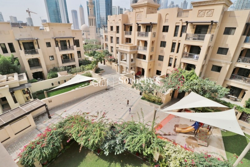 Old Town Zanzabeel 2 Bed Tranquil Living