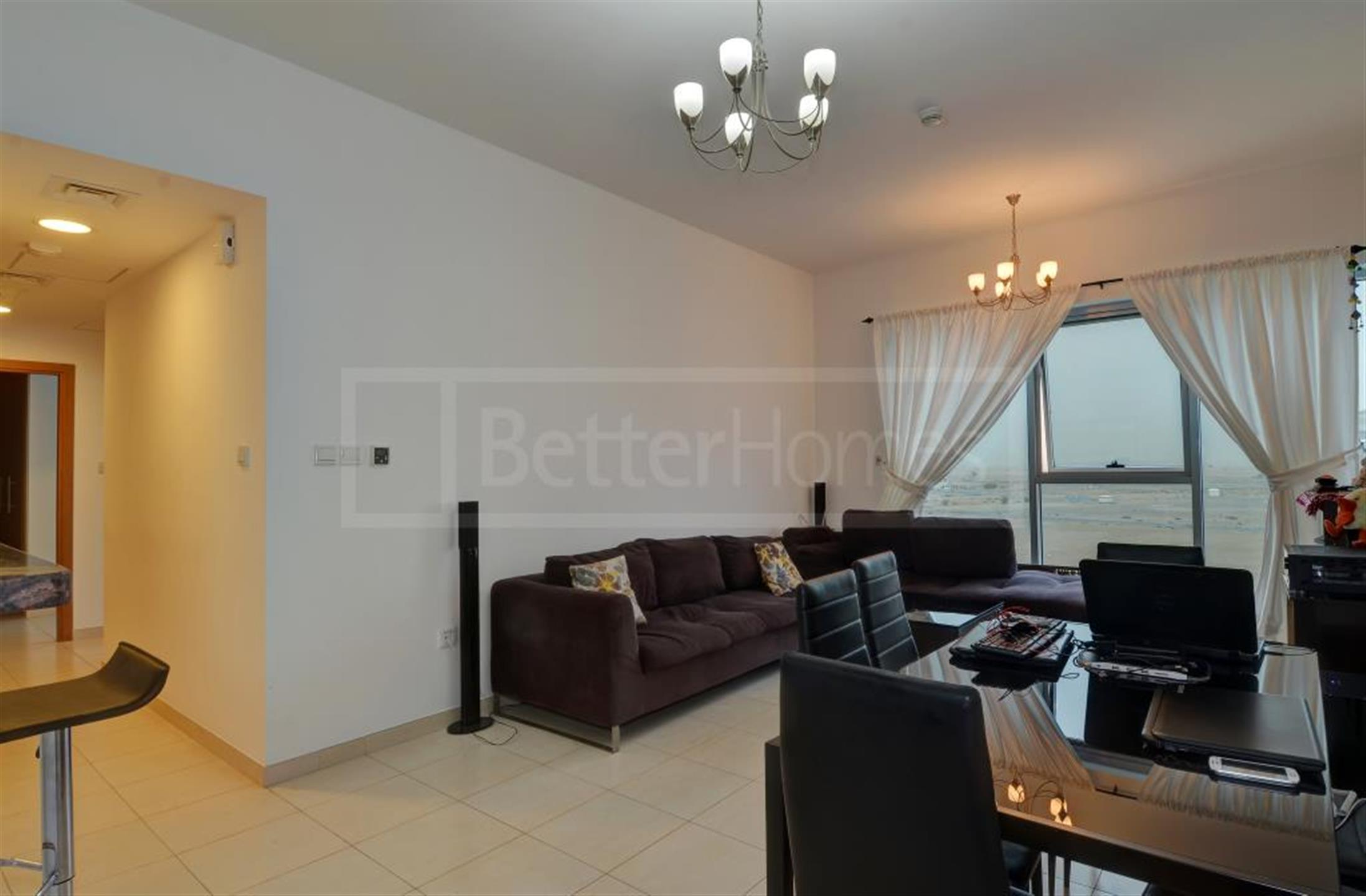 Stunning Brand New Type B Unit Open Area View