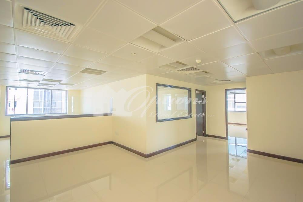 Fitted Out Office With Nice View In Aspect Tower