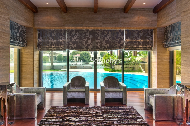 Stunning Contemporary Villa-Emirates Hills