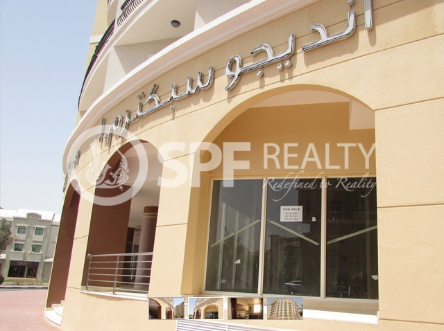 Fitted Retail Space For Sale In International City