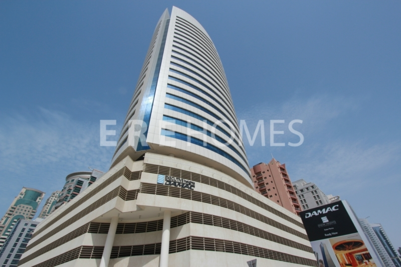 Fully Fitted Office For Sale In Executive Heights,tecom Ers3506