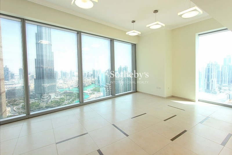 Spacious And Bright 2 Br In 48 Burj Gate
