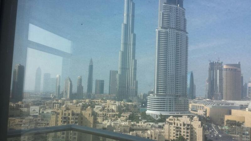 Spacious 2 Bedroom Apartment With Full Burj Khalifa View