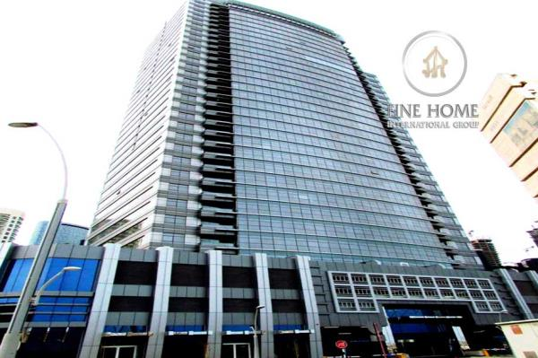 High Floor 2 Br Apartment In Al Wifaq Tower