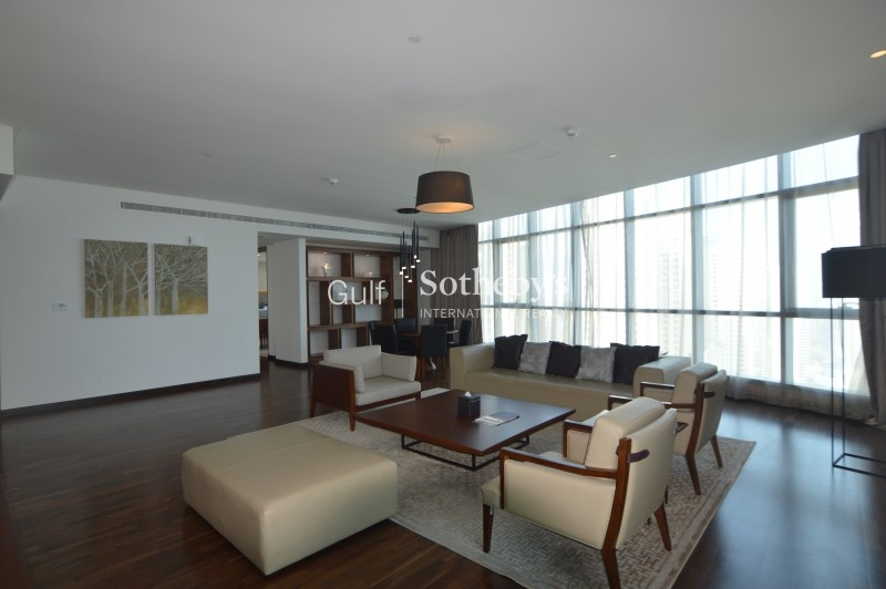 Luxury Penthouse 4br In Intercontinental