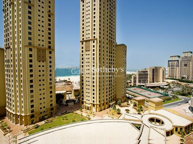 Marina Tower, Modern 3 Bed Plus Maid
