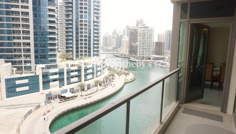 Vacant 2br With Marina Views Quays North