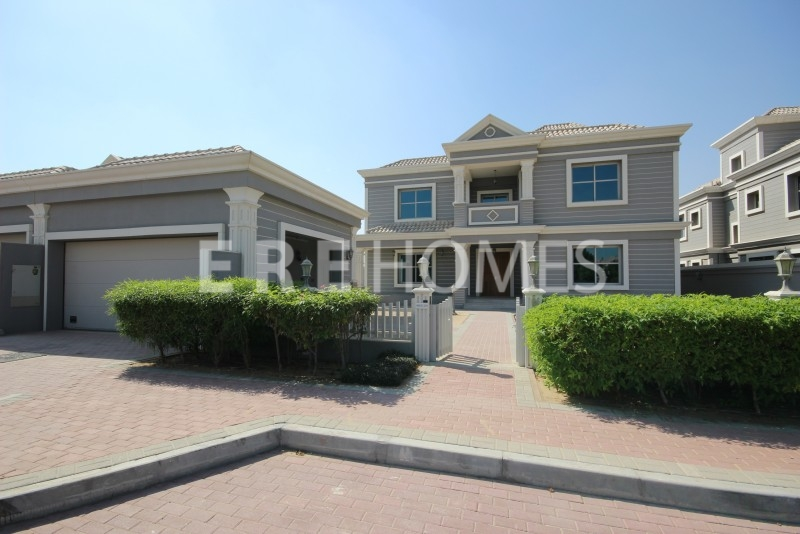 New World 4 Bedroom Villa In Falcon City Er-S-3663