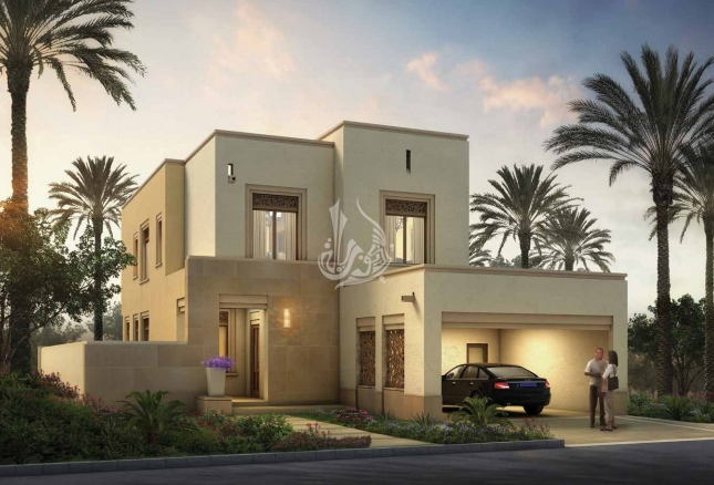 Contemporary 4 BR Villa in Azalea Arabian Ranches