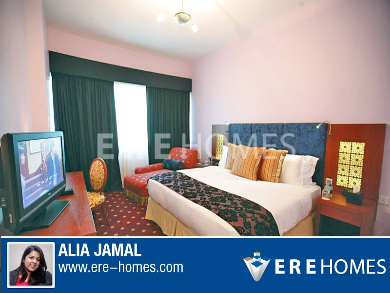 Fully Furnished All Bills Inclusive 3 Bed + Maid Hotel Apartment, Full Sea View Er R 4343