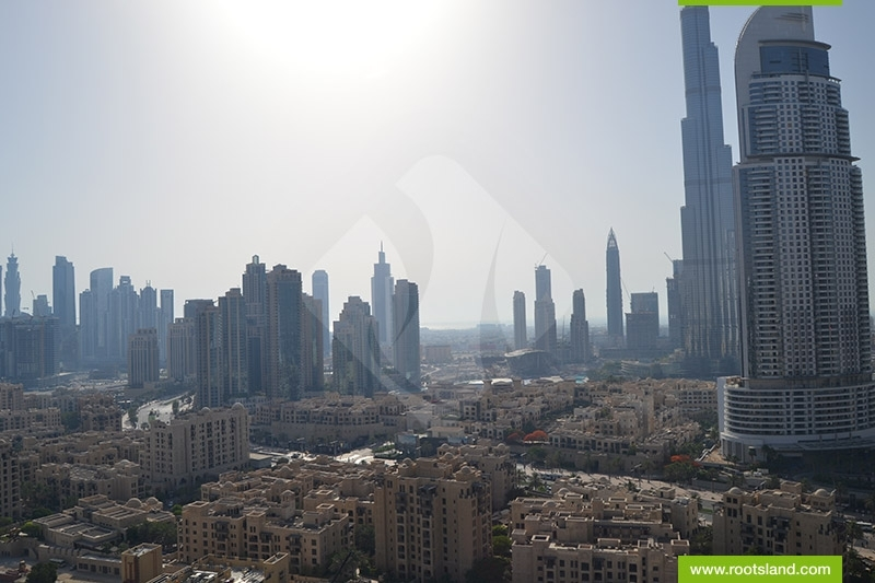 Biggest 2 Bedroom With Burj Khalifa View Close To Dubai Mall