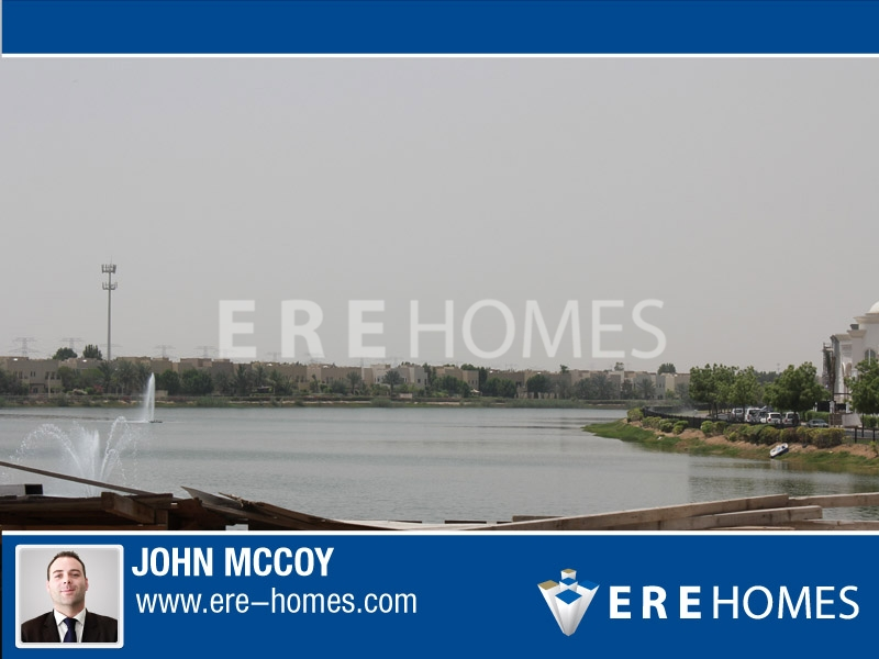 7 Bedroom Emirates Hills Villa, Newly Constructed , Full Lake View, Pool And Large Basement-Er-S-1515