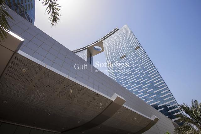 One Bedroom Apartment In Arc Tower, Al Reem Island
