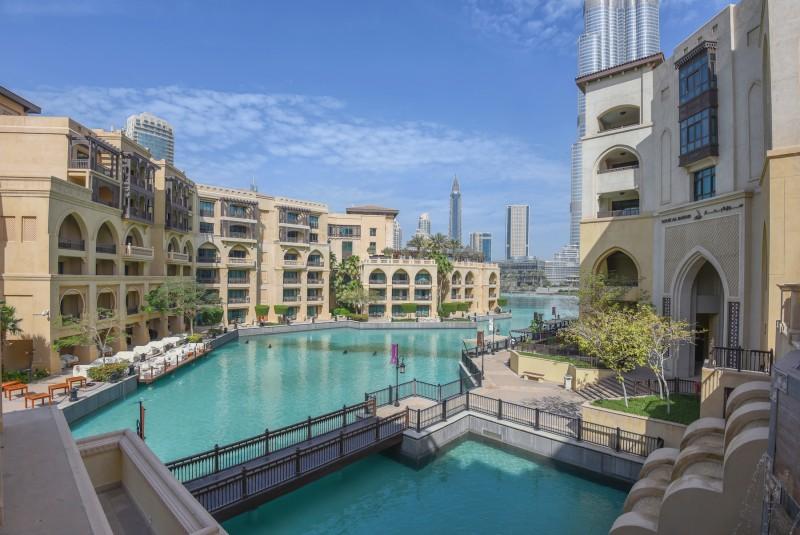 Burj Khalifa-2br Apartment-Fountain View
