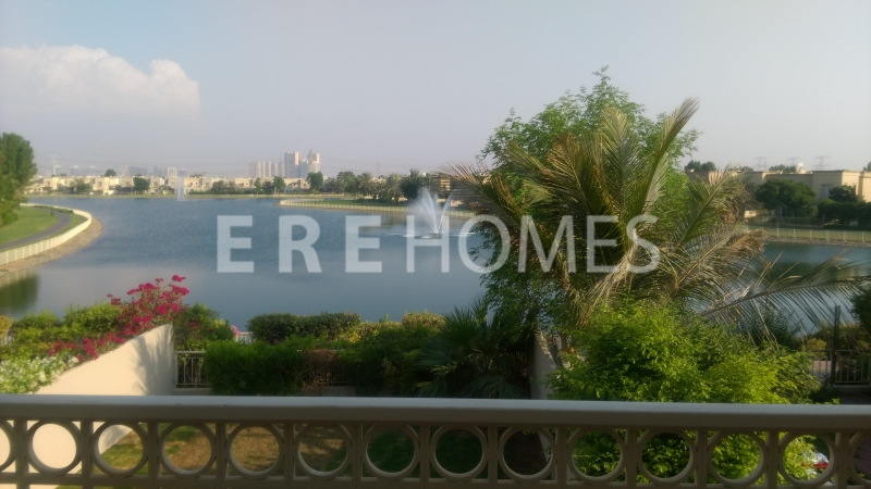 Stunning 3 Bed Villa With Amazing Lake View, Available Now Er R 14412