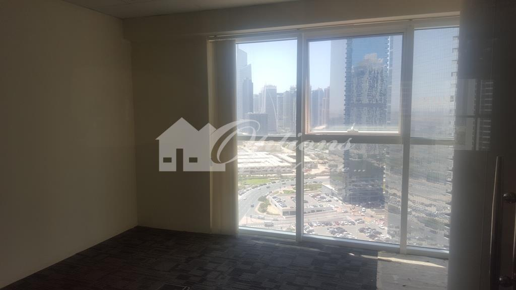 Huge Fitted Office Available In Swiss Tower Jlt