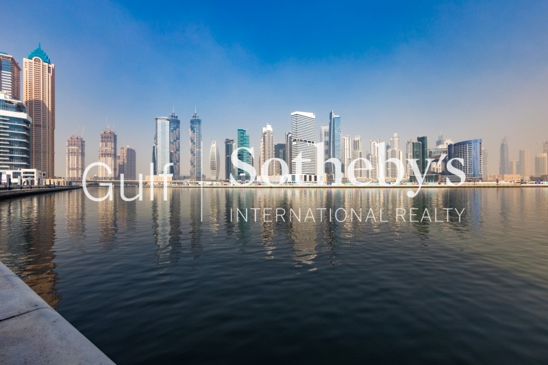 Shell And Core Office For Rent In Swiss Tower, Jlt Er R 2807