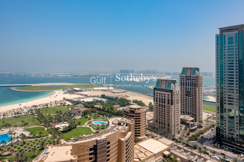 Index Tower Difc And Sea View 3 Bed High Floor Er S 3849