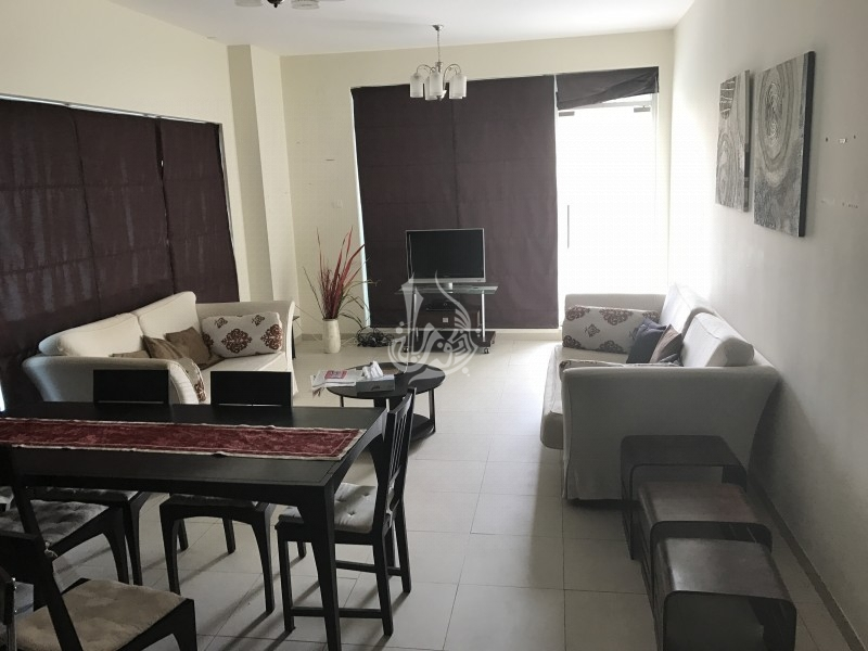 Vacant Furnished Apt for Sale in Silicon Oasis