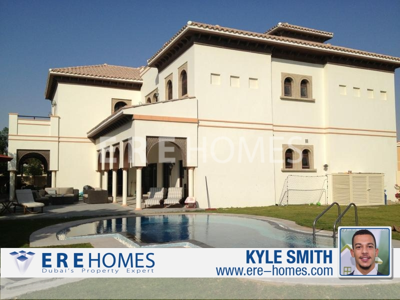 Large 5 Bed Granada With Pool, The Villa Project Er-R-10513