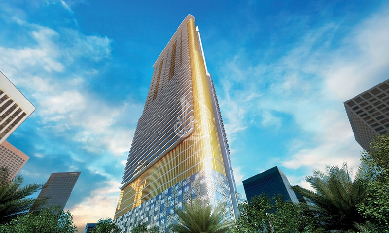 1 Br Hotel In Paramount Tower Hotel & Residences