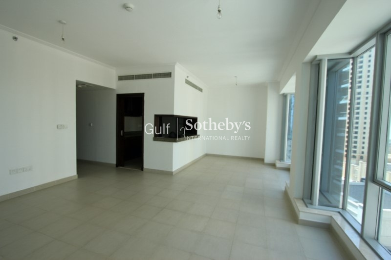 Lovely Unfurnished 1 Bd, Marina Promenade