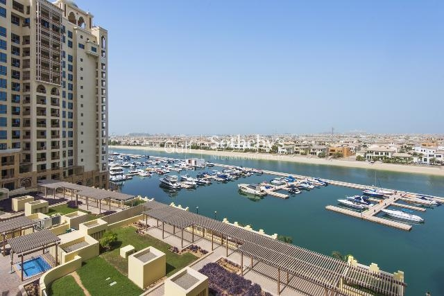 Sea View-Marina Residences-2 Bed