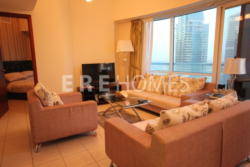 2 Bed Apartment In Lake Terrace Jumeirah Lake Tower Fully Furnished Great Views Er R 12837