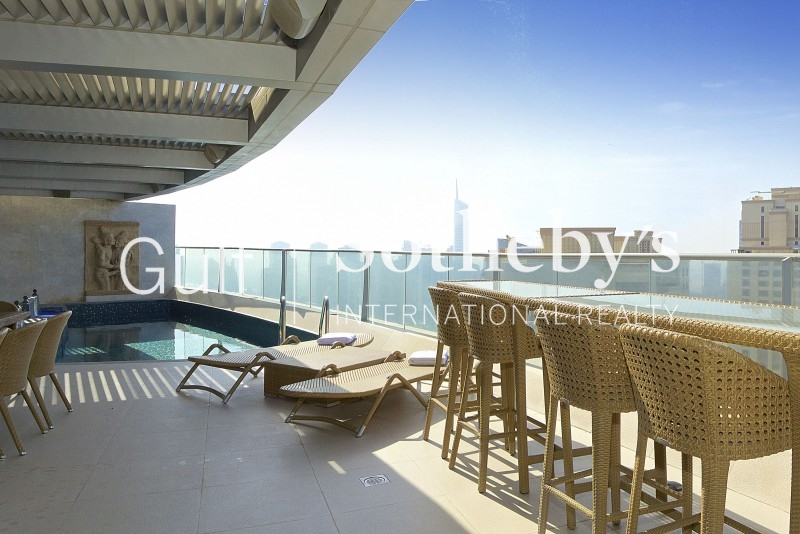 High Floor, Stunning Marina Views, 3br