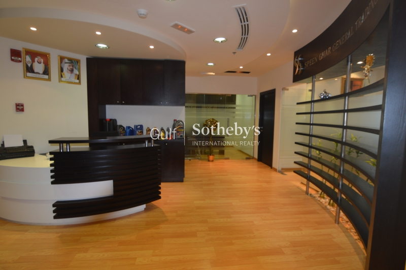 Freehold Fully Furnished Office In Deira