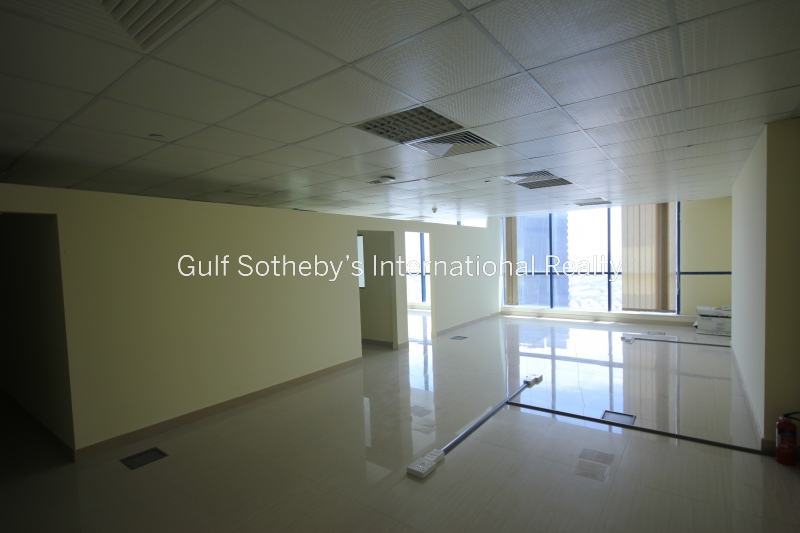 Fully Fitted Office In Jumeirah Bay X2