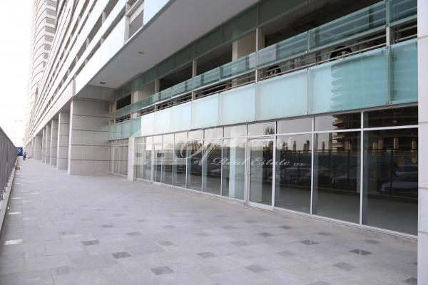 Fitted Shop With Parking Allocations In Jlt