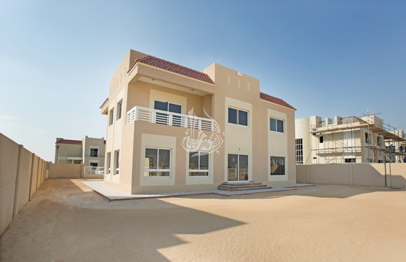 Astonishing 5 Bed Villa With Large Plot For Sale In Dubailand