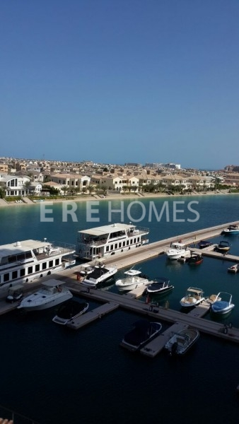 Unfurnished Large 3 Bed, Great Marina View, Large Balcony, Laundry Room, High Floor, Trident Grand-Dubai Marina, 225k Ref: Er-R-4871