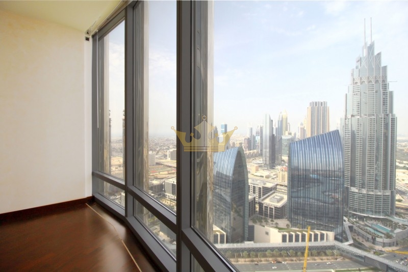 Exclusive 45th Floor 2Bedrooms in Burj Khalifa