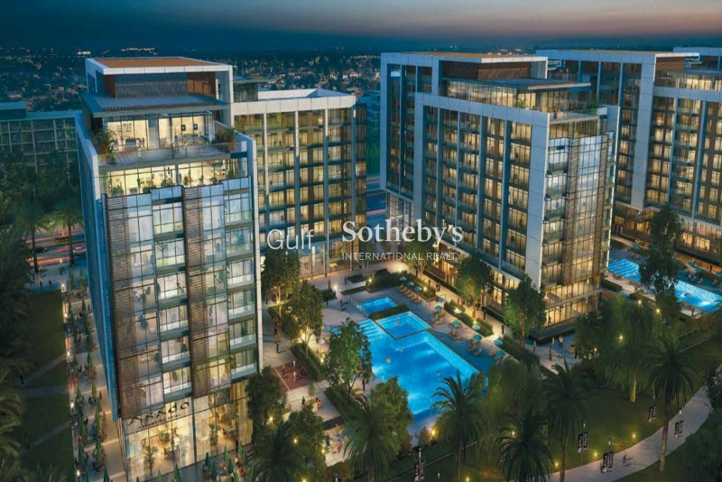 Large Brand New 2br In Emaar Dubai Hills