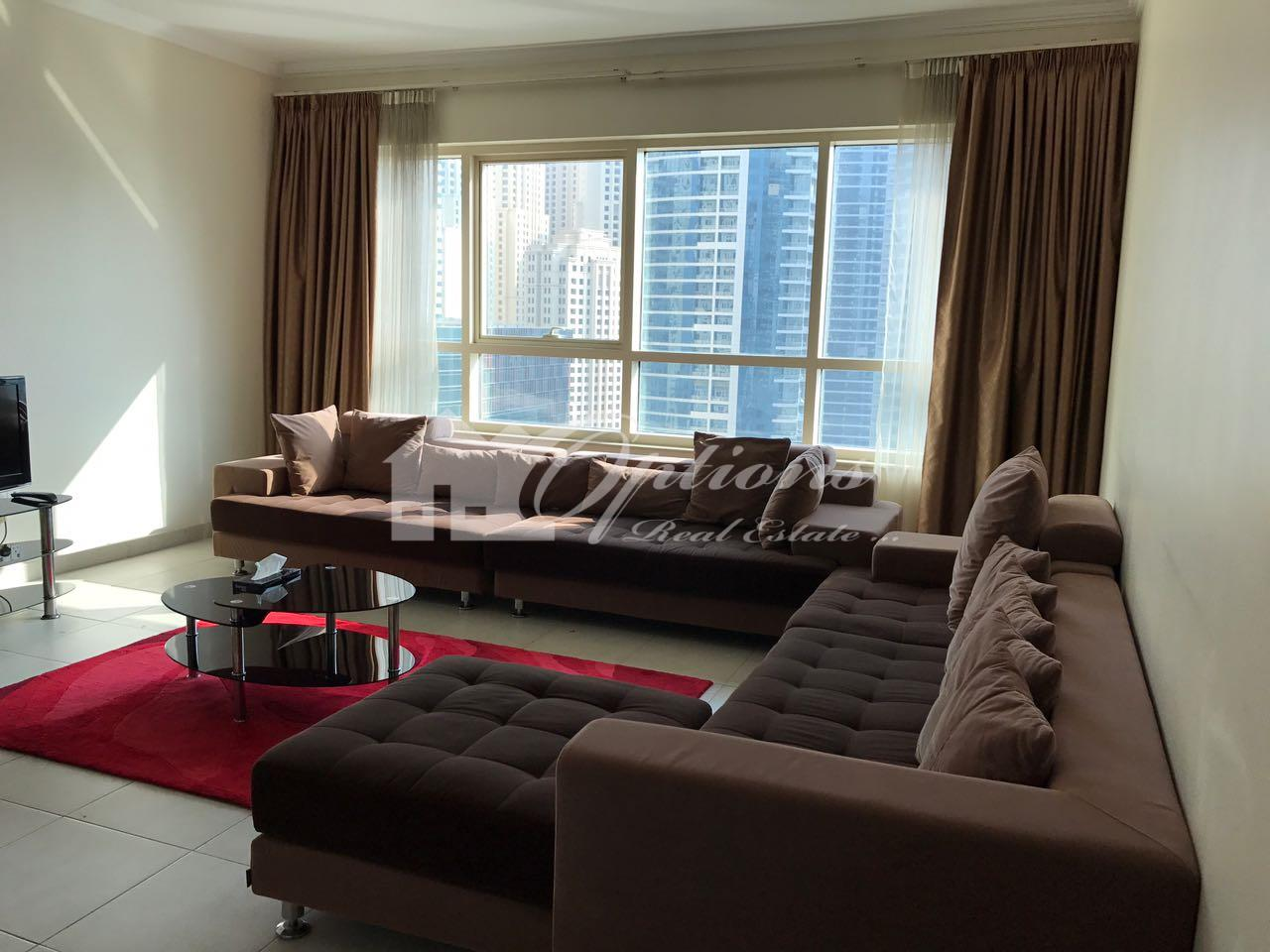 One Bed Room Apartment In Marina Quay West