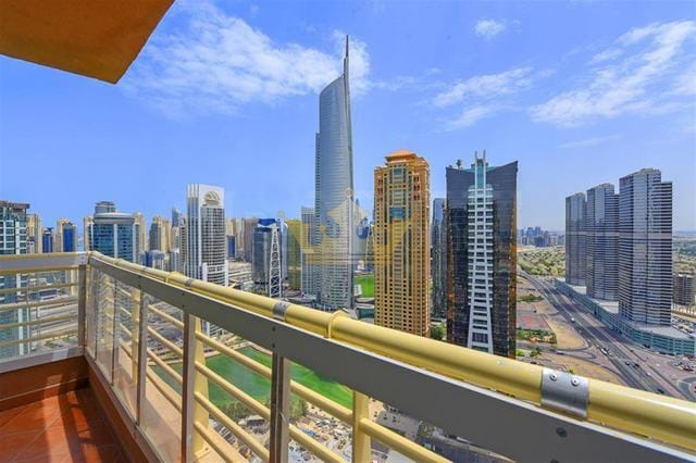 Upgraded 3BR+M Full Lake View Icon 2, JLT