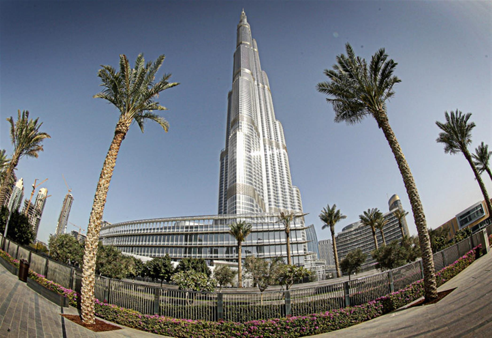 2b/r + Study In Burj Khalifa ,downtown Dubai