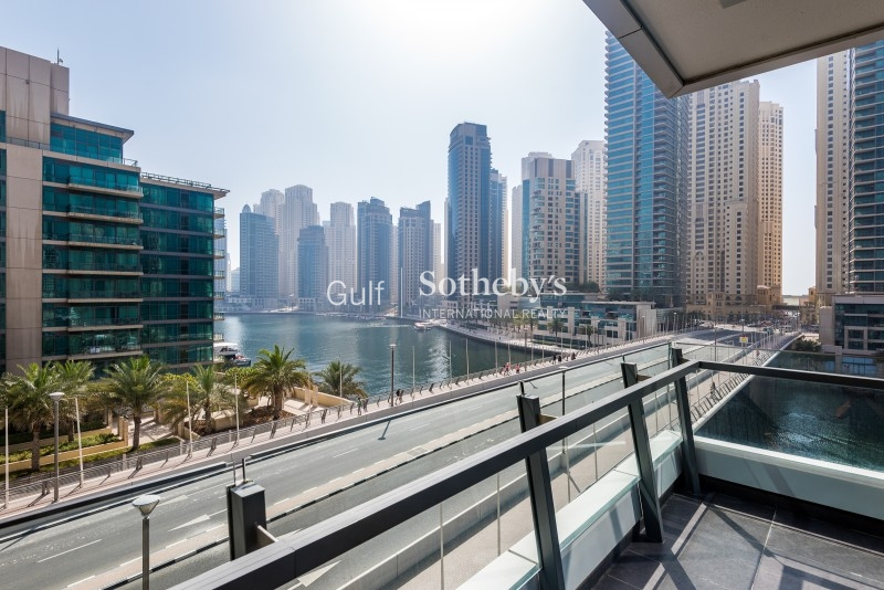 Vacant 2br Full Marina View In Silverene
