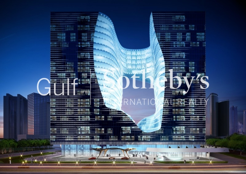 Opus By Zaha Hadid Three Bedroom Triplex