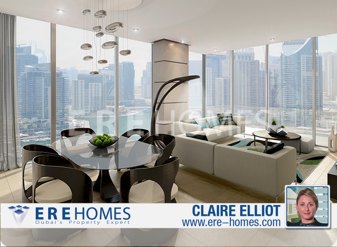 Ere Homes Offer For Sale This Off Plan Duplex Penthouse With Attractive Payment Plans In Dubai Marina Gate, Next To Marina Walk. Er S 5812